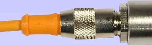 image of Standard cable - End exit connector with cable fitted